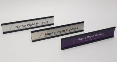 Printed Name Plates